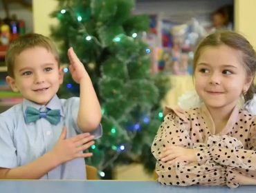 [ВИДЕО] Новый год в «Журавушке»