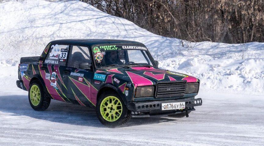 В Балакове прошёл учебно-тренировочный сбор по дрифту «Мamaika-Drift»