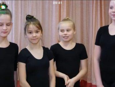 [Видео] «Каприз» — детская непосредственность в танце