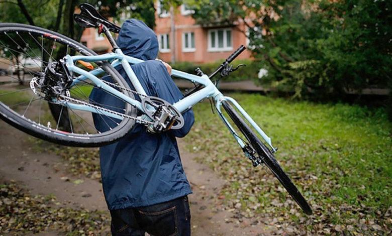 Полицейские в Балаково нашли велосипедного вора